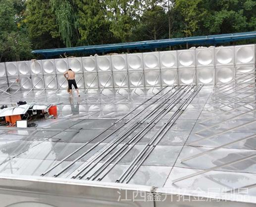 方形不锈钢水箱