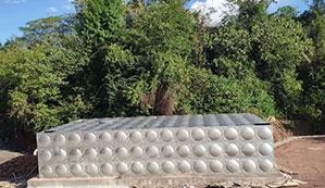 安装赣州不锈钢水箱的时候需要注意什么?