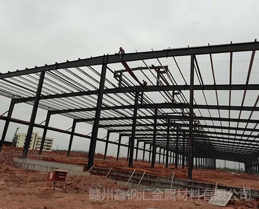 南康钢结构工程