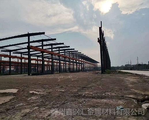 赣州多层钢结构