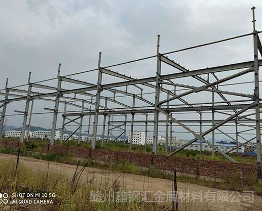 大余钢结构工程