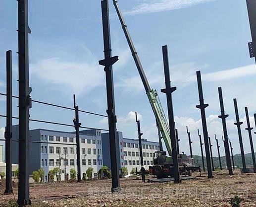 于都钢结构工程