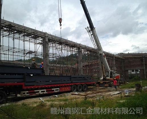 石城钢结构工程