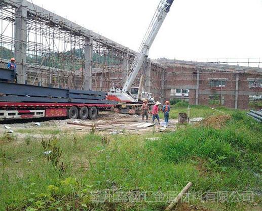 信丰钢结构工程
