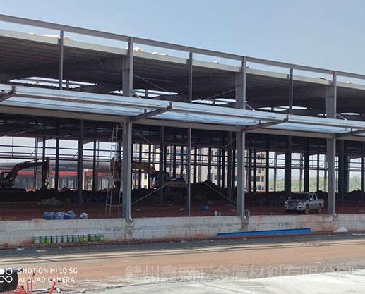 赣州钢结构厂房