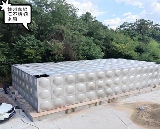 赣州不锈钢水箱