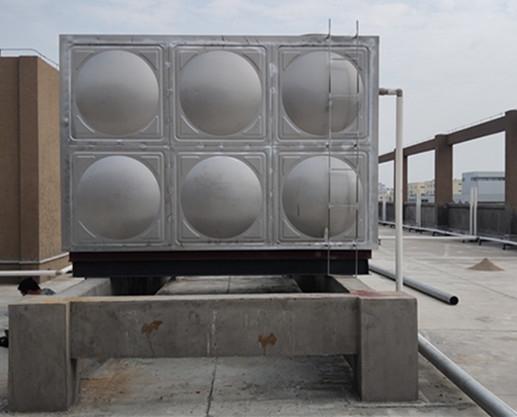不锈钢水箱基础的重要性